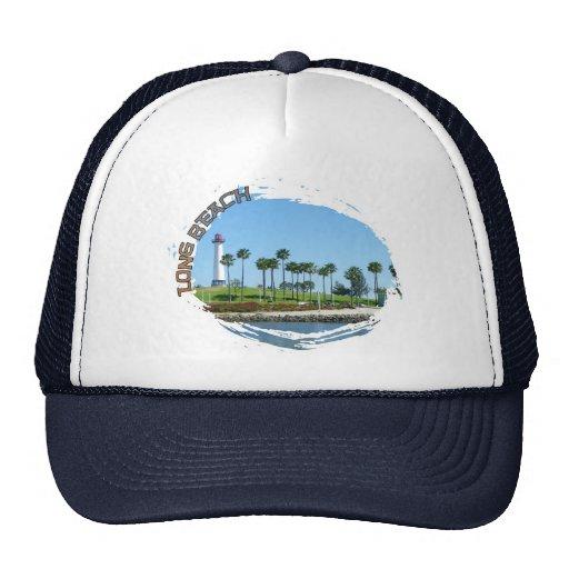 Cool Long Beach Hat!