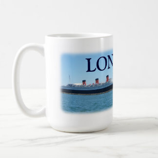 Cool Long Beach Mug! Coffee Mug