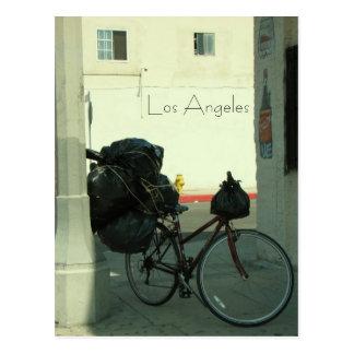 Cool Los Angeles Postcard! Postcard