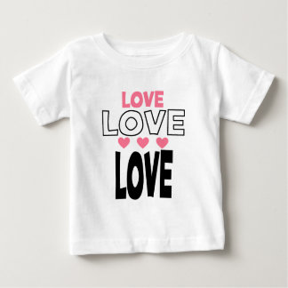 cool love designs baby T-Shirt