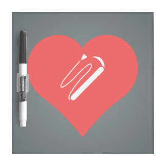Cool Love Japanese Weapons Dry-Erase Boards