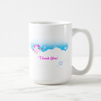 Cool Lucky Pinkie Thank You Mug