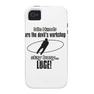 Cool lugging designs Case-Mate iPhone 4 case
