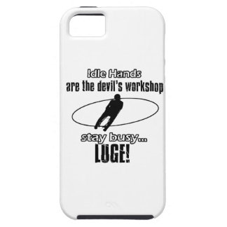 Cool lugging designs iPhone 5 covers