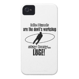 Cool lugging designs iPhone 4 case