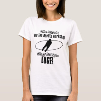 Cool lugging designs T-Shirt