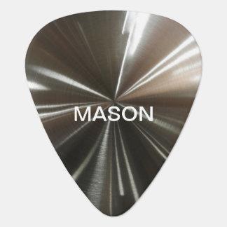 Cool Luxury Monogram Guitar Picks