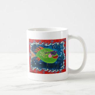 Cool Mama Fish Coffee Mug