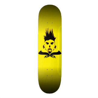 cool man skateboard