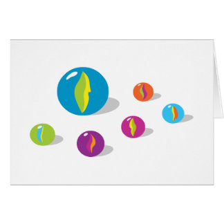Cool Marbles Card