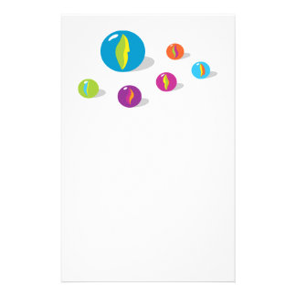 Cool Marbles Stationery