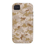Cool MarPat Digital Camo Vibe iPhone 4 Cases