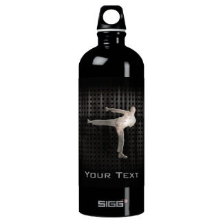 Cool Martial Arts Aluminum Water Bottle
