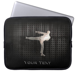 Cool Martial Arts Laptop Sleeve