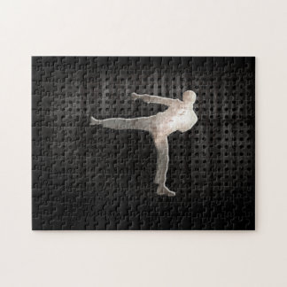 Cool Martial Arts Puzzle