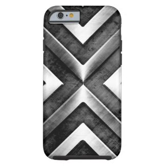 Cool Masculine Dark Metal Steel Pattern Tough iPhone 6 Case