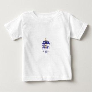Cool Massachusettsan flag design Tee Shirts