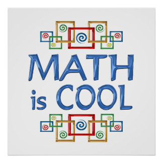 Cool Math Posters