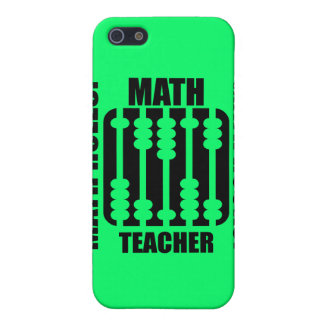 cool math teacher cover for iPhone SE/5/5s