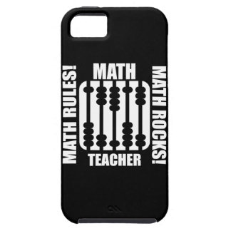 cool math teacher iPhone SE/5/5s case