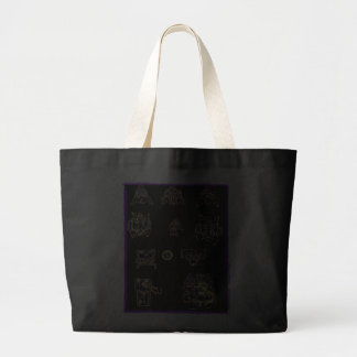 Cool Mayan Design Bags