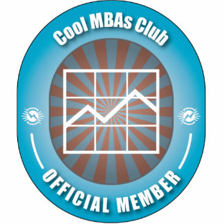 Cool MBAs Club Cut Out