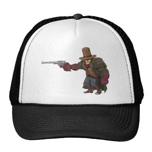 pin cowboy on