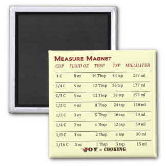 Cool Measure Magnet! Magnet