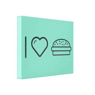 Cool Meat Canvas Print