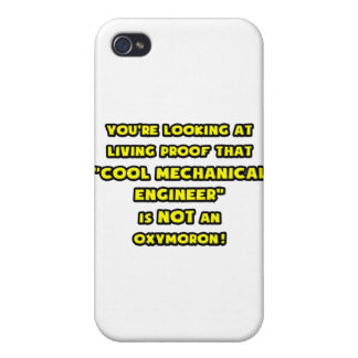 Cool Mechanical Engineer Is NOT an Oxymoron iPhone 4/4S Case