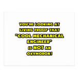 Cool Mechanical Engineer Is NOT an Oxymoron Post Cards