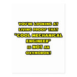 Cool Mechanical Engineer Is NOT an Oxymoron Post Card