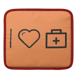 Cool Medical Aid Sleeves For iPads