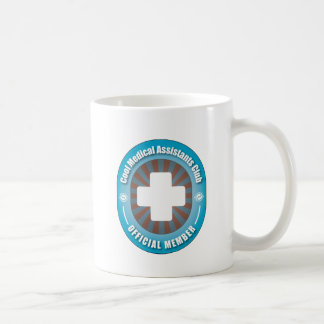 Cool Medical Assistants Club Coffee Mug