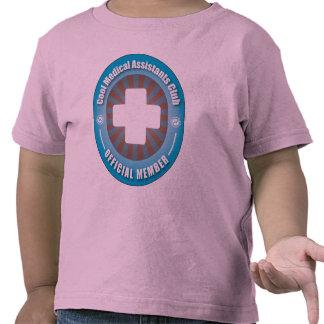 Cool Medical Assistants Club Shirts