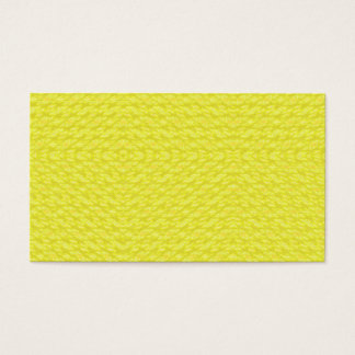 Cool Mellow Yellow Diamond Business Cards Blank