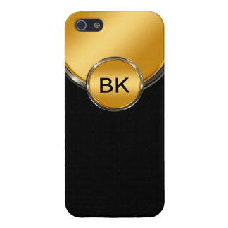 Cool Men's iPhone 5 Monogram Case Covers For iPhone 5