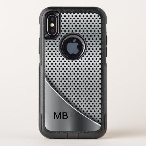Cool Mens Monogram Design Phone Case
