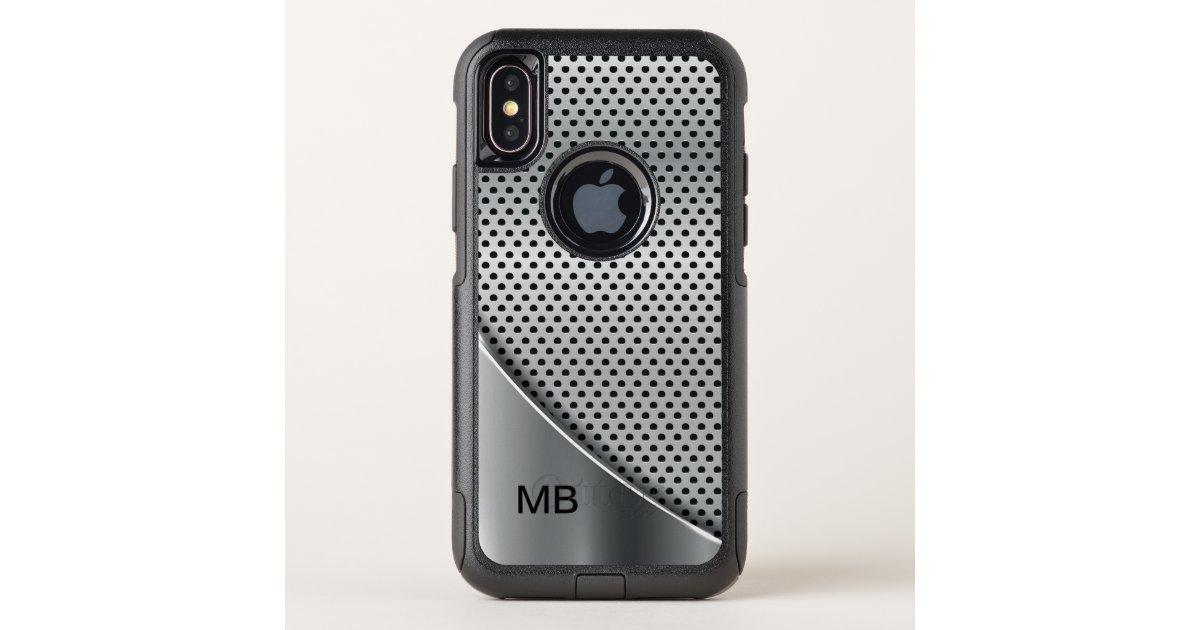 buy online 861a3 b00e0 Cool Mens Monogram Design OtterBox iPhone Case   Zazzle.com