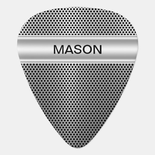 how to mass produce guitar picks