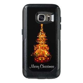 Cool Merry Christmas OtterBox Samsung Galaxy S7 Case