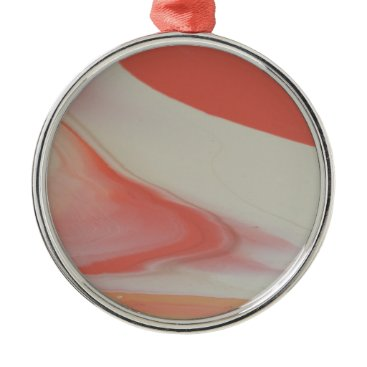 Beach Themed Cool Metal Ornament