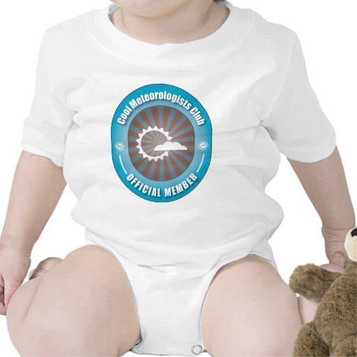 Cool Meteorologists Club Baby Bodysuit