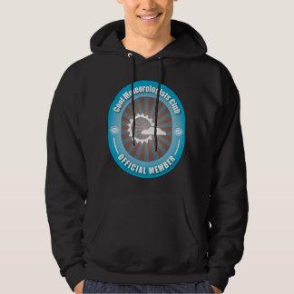 Cool Meteorologists Club Hoodie