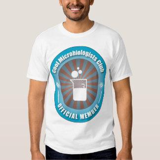 Cool Microbiologists Club Shirt