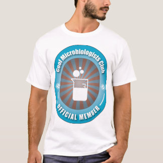 Cool Microbiologists Club T-Shirt