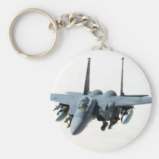 cool military aircraft helicopter Black-Hawk  f-15 Keychain