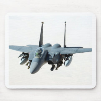 cool military aircraft helicopter Black-Hawk  f-15 Mouse Pad