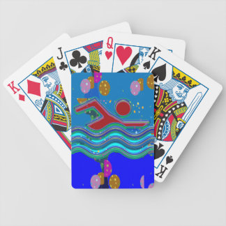 COOL MINDS in Hot Times Bicycle Poker Cards