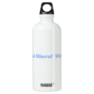 cool mineral SIGG traveler 0.6L water bottle